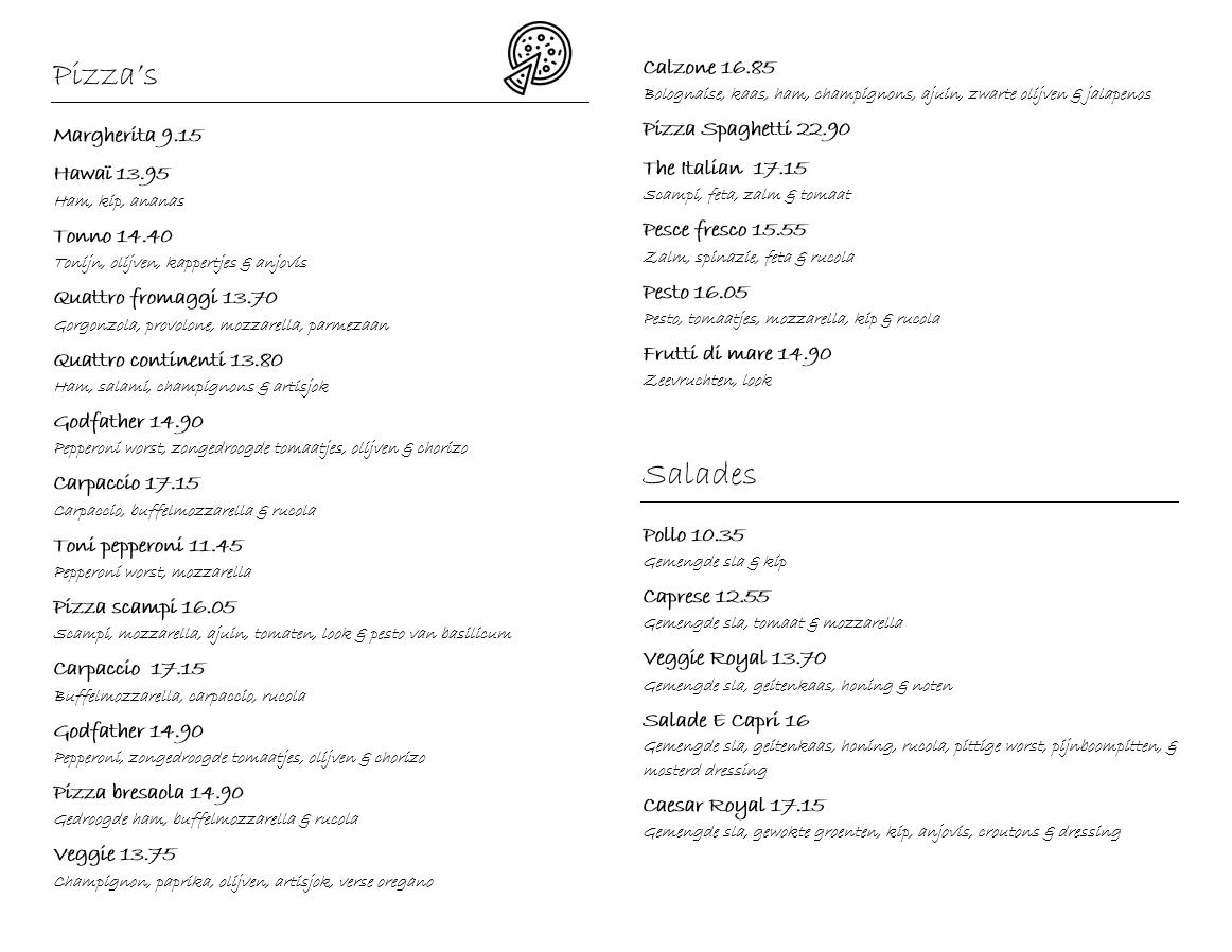 menukaart2